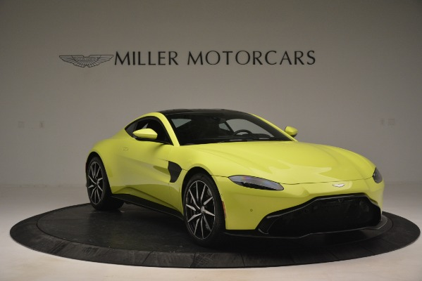 Used 2019 Aston Martin Vantage for sale Sold at Bentley Greenwich in Greenwich CT 06830 11