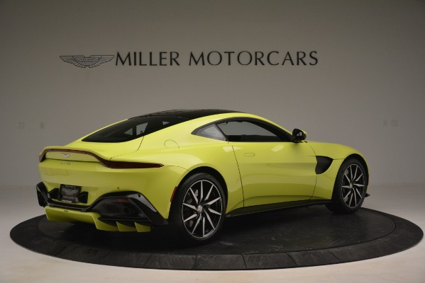 Used 2019 Aston Martin Vantage for sale Sold at Bentley Greenwich in Greenwich CT 06830 8