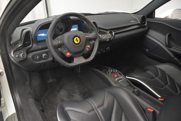 Used 2014 Ferrari 458 Italia for sale Sold at Bentley Greenwich in Greenwich CT 06830 13
