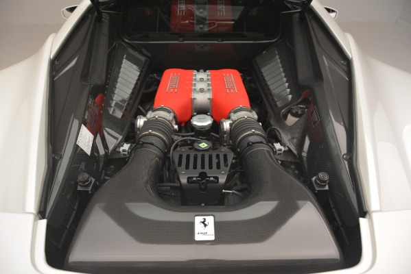 Used 2014 Ferrari 458 Italia for sale Sold at Bentley Greenwich in Greenwich CT 06830 20