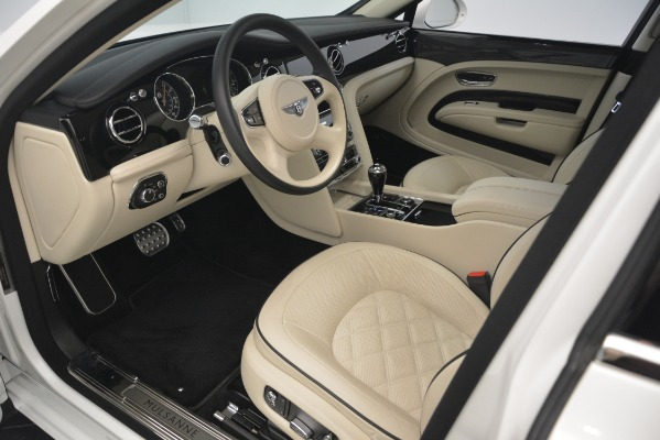 Used 2016 Bentley Mulsanne Speed for sale Sold at Bentley Greenwich in Greenwich CT 06830 17