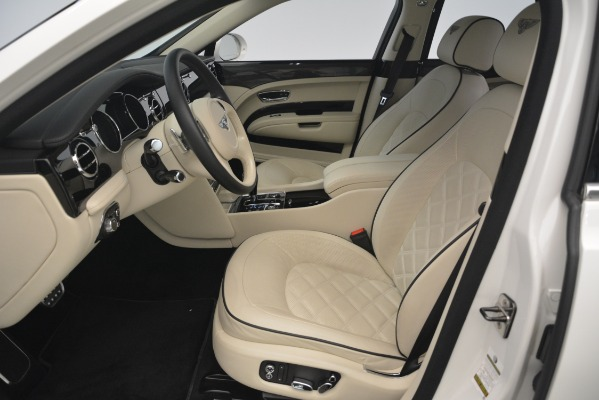 Used 2016 Bentley Mulsanne Speed for sale Sold at Bentley Greenwich in Greenwich CT 06830 18