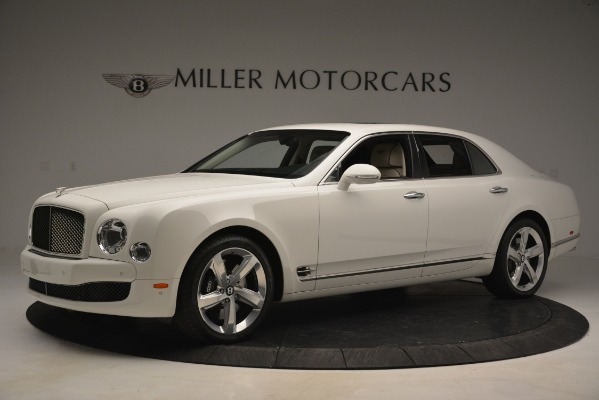 Used 2016 Bentley Mulsanne Speed for sale Sold at Bentley Greenwich in Greenwich CT 06830 2