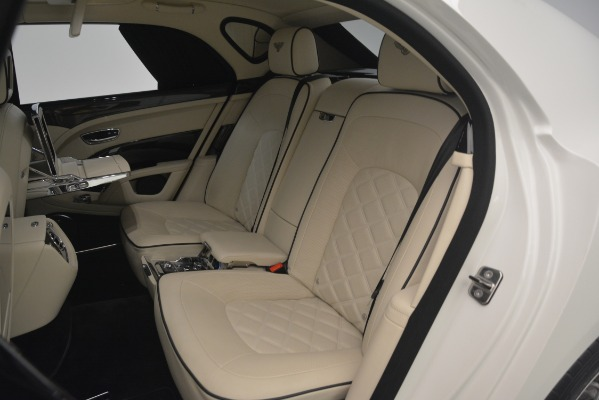 Used 2016 Bentley Mulsanne Speed for sale Sold at Bentley Greenwich in Greenwich CT 06830 28