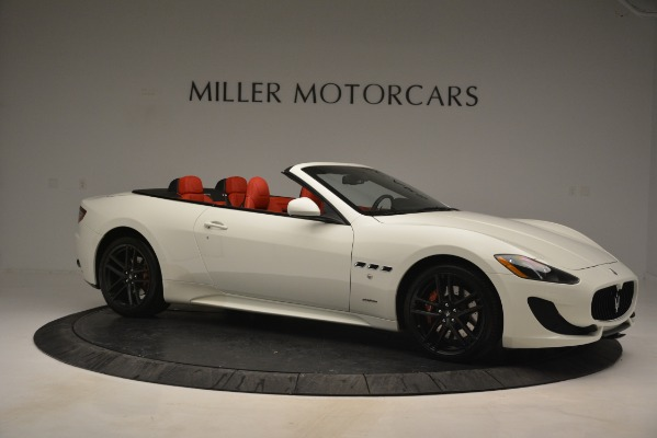 Used 2017 Maserati GranTurismo Sport for sale Sold at Bentley Greenwich in Greenwich CT 06830 10
