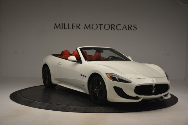 Used 2017 Maserati GranTurismo Sport for sale Sold at Bentley Greenwich in Greenwich CT 06830 11