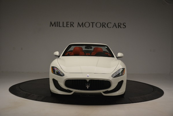 Used 2017 Maserati GranTurismo Sport for sale Sold at Bentley Greenwich in Greenwich CT 06830 12