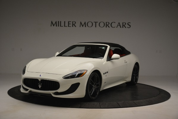 Used 2017 Maserati GranTurismo Sport for sale Sold at Bentley Greenwich in Greenwich CT 06830 13
