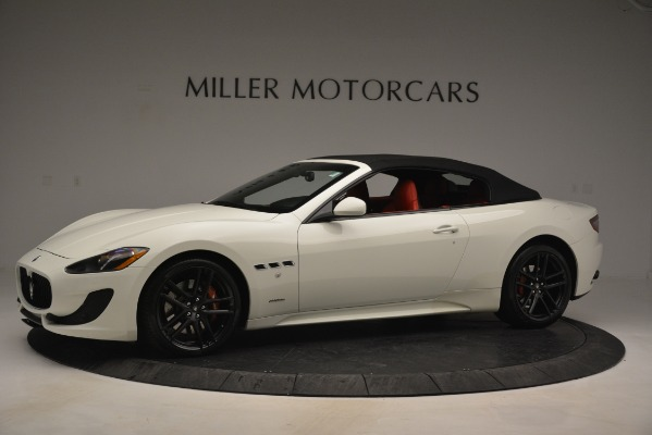 Used 2017 Maserati GranTurismo Sport for sale Sold at Bentley Greenwich in Greenwich CT 06830 14