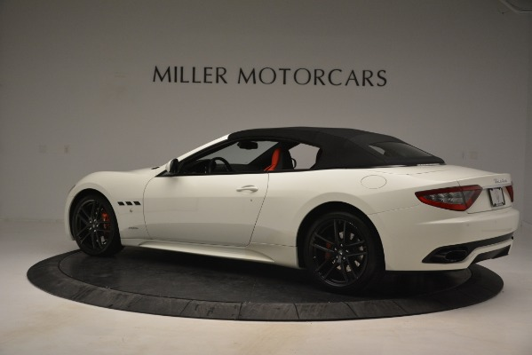 Used 2017 Maserati GranTurismo Sport for sale Sold at Bentley Greenwich in Greenwich CT 06830 16