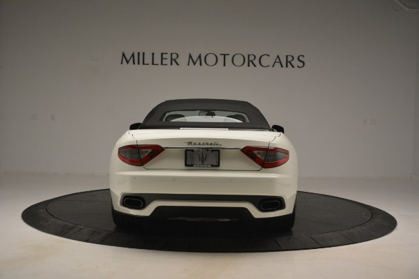 Used 2017 Maserati GranTurismo Sport for sale Sold at Bentley Greenwich in Greenwich CT 06830 18