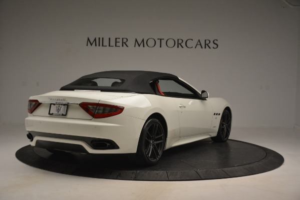 Used 2017 Maserati GranTurismo Sport for sale Sold at Bentley Greenwich in Greenwich CT 06830 19