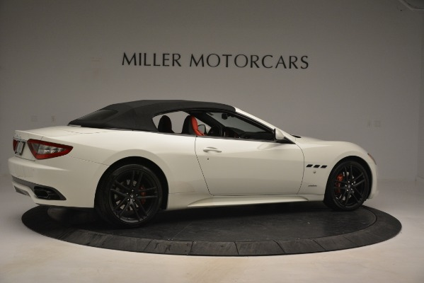 Used 2017 Maserati GranTurismo Sport for sale Sold at Bentley Greenwich in Greenwich CT 06830 20
