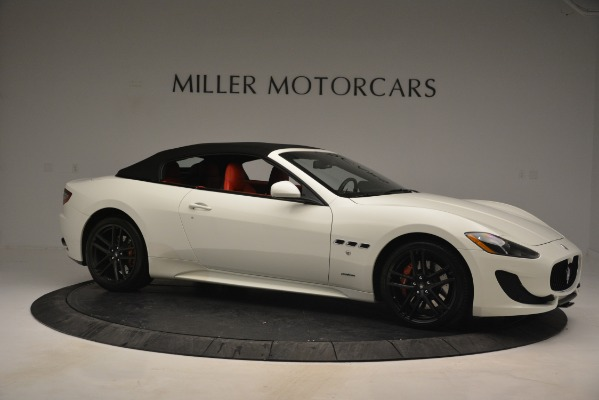 Used 2017 Maserati GranTurismo Sport for sale Sold at Bentley Greenwich in Greenwich CT 06830 22