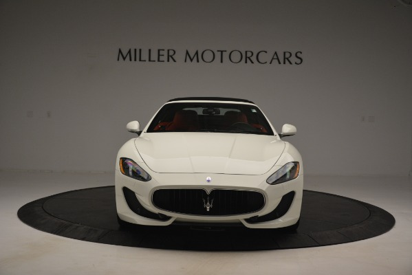 Used 2017 Maserati GranTurismo Sport for sale Sold at Bentley Greenwich in Greenwich CT 06830 24