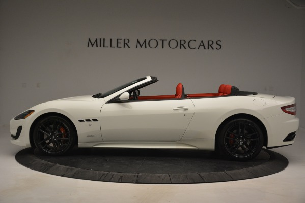 Used 2017 Maserati GranTurismo Sport for sale Sold at Bentley Greenwich in Greenwich CT 06830 3