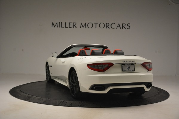 Used 2017 Maserati GranTurismo Sport for sale Sold at Bentley Greenwich in Greenwich CT 06830 5
