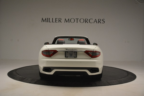 Used 2017 Maserati GranTurismo Sport for sale Sold at Bentley Greenwich in Greenwich CT 06830 6