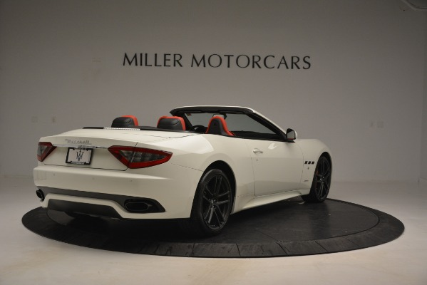 Used 2017 Maserati GranTurismo Sport for sale Sold at Bentley Greenwich in Greenwich CT 06830 7