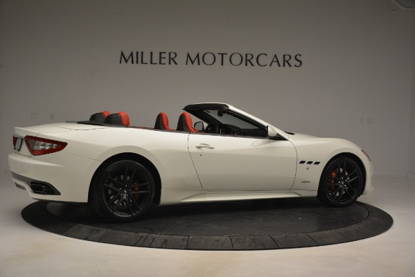 Used 2017 Maserati GranTurismo Sport for sale Sold at Bentley Greenwich in Greenwich CT 06830 8