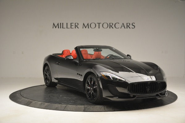 Used 2015 Maserati GranTurismo Sport for sale Sold at Bentley Greenwich in Greenwich CT 06830 11