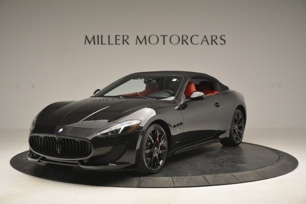 Used 2015 Maserati GranTurismo Sport for sale Sold at Bentley Greenwich in Greenwich CT 06830 13