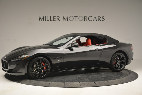 Used 2015 Maserati GranTurismo Sport for sale Sold at Bentley Greenwich in Greenwich CT 06830 14