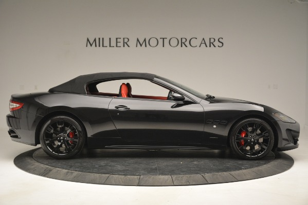 Used 2015 Maserati GranTurismo Sport for sale Sold at Bentley Greenwich in Greenwich CT 06830 21