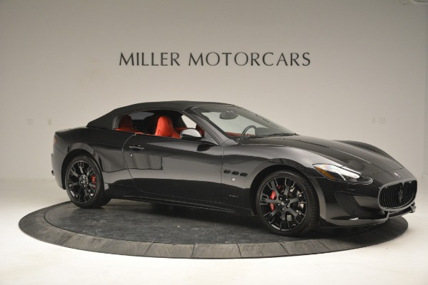 Used 2015 Maserati GranTurismo Sport for sale Sold at Bentley Greenwich in Greenwich CT 06830 22