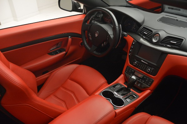 Used 2015 Maserati GranTurismo Sport for sale Sold at Bentley Greenwich in Greenwich CT 06830 27