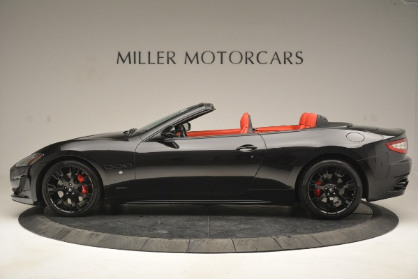 Used 2015 Maserati GranTurismo Sport for sale Sold at Bentley Greenwich in Greenwich CT 06830 3