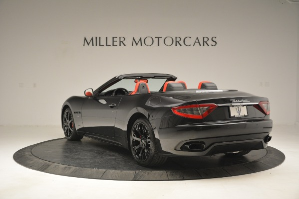 Used 2015 Maserati GranTurismo Sport for sale Sold at Bentley Greenwich in Greenwich CT 06830 5