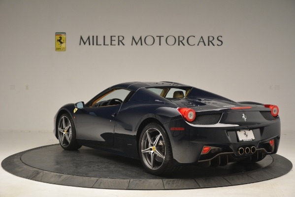 Used 2014 Ferrari 458 Spider for sale Sold at Bentley Greenwich in Greenwich CT 06830 17