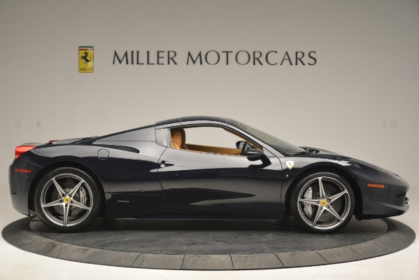 Used 2014 Ferrari 458 Spider for sale Sold at Bentley Greenwich in Greenwich CT 06830 21