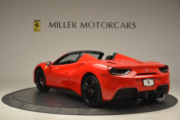 Used 2017 Ferrari 488 Spider for sale Sold at Bentley Greenwich in Greenwich CT 06830 5