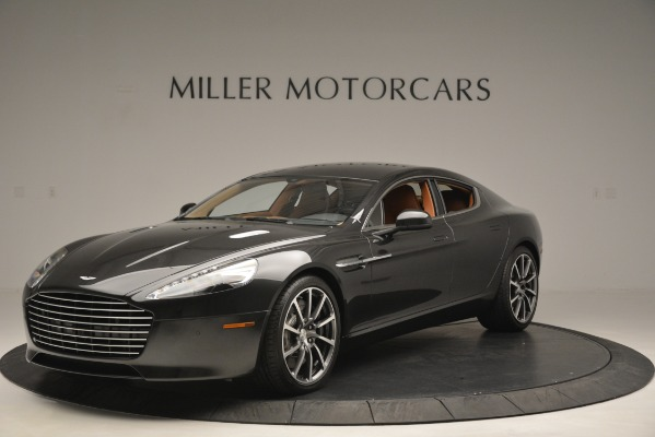 Used 2016 Aston Martin Rapide S for sale Sold at Bentley Greenwich in Greenwich CT 06830 2
