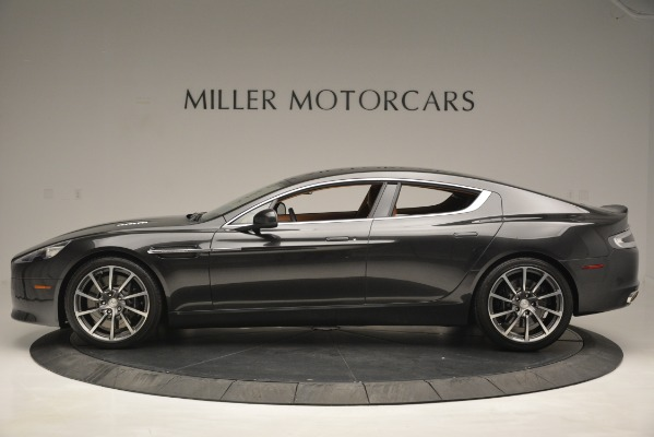 Used 2016 Aston Martin Rapide S for sale Sold at Bentley Greenwich in Greenwich CT 06830 3