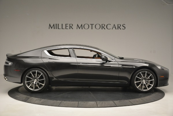 Used 2016 Aston Martin Rapide S for sale Sold at Bentley Greenwich in Greenwich CT 06830 9