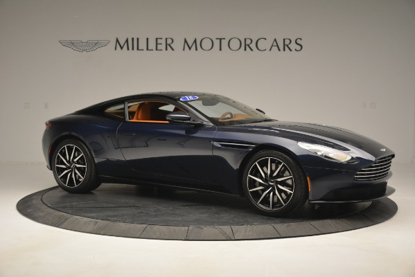 Used 2018 Aston Martin DB11 V12 Coupe for sale Sold at Bentley Greenwich in Greenwich CT 06830 10