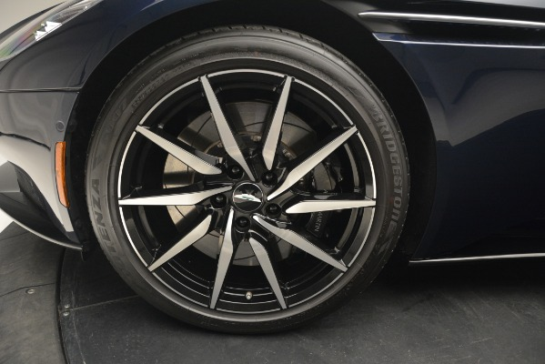Used 2018 Aston Martin DB11 V12 Coupe for sale Sold at Bentley Greenwich in Greenwich CT 06830 13