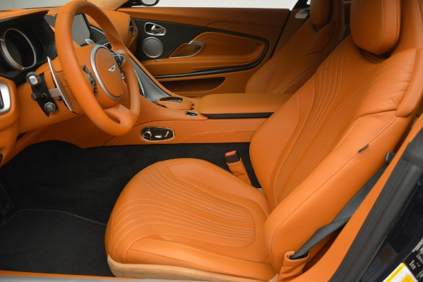 Used 2018 Aston Martin DB11 V12 Coupe for sale Sold at Bentley Greenwich in Greenwich CT 06830 15