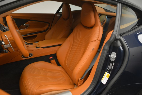 Used 2018 Aston Martin DB11 V12 Coupe for sale Sold at Bentley Greenwich in Greenwich CT 06830 16