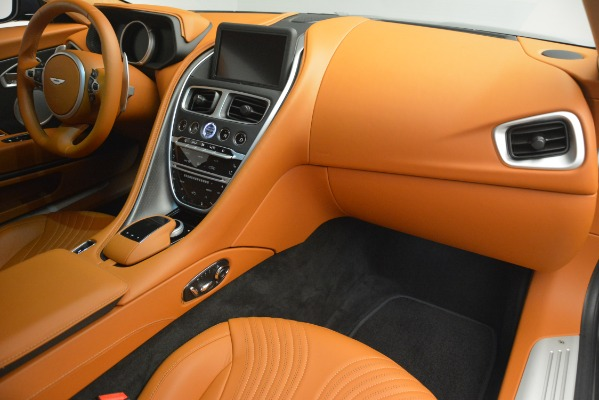 Used 2018 Aston Martin DB11 V12 Coupe for sale Sold at Bentley Greenwich in Greenwich CT 06830 20