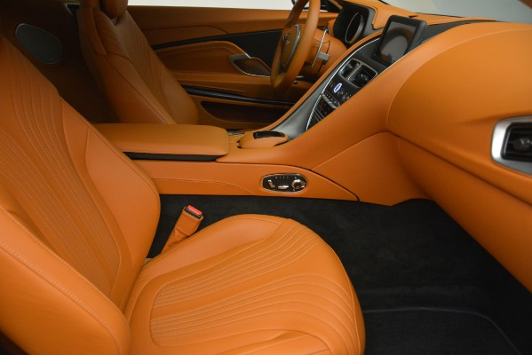 Used 2018 Aston Martin DB11 V12 Coupe for sale Sold at Bentley Greenwich in Greenwich CT 06830 21