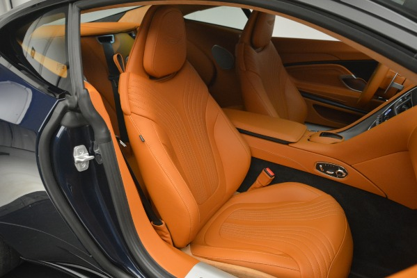 Used 2018 Aston Martin DB11 V12 Coupe for sale Sold at Bentley Greenwich in Greenwich CT 06830 22