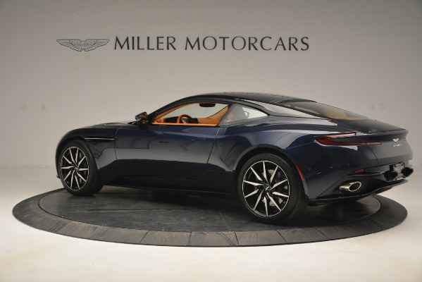 Used 2018 Aston Martin DB11 V12 Coupe for sale Sold at Bentley Greenwich in Greenwich CT 06830 4