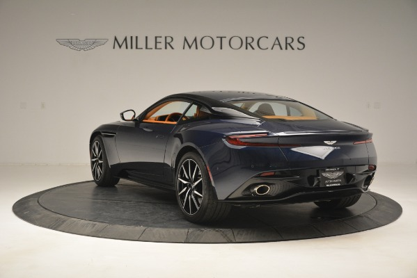 Used 2018 Aston Martin DB11 V12 Coupe for sale Sold at Bentley Greenwich in Greenwich CT 06830 5