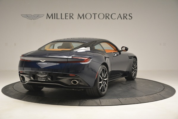 Used 2018 Aston Martin DB11 V12 Coupe for sale Sold at Bentley Greenwich in Greenwich CT 06830 7