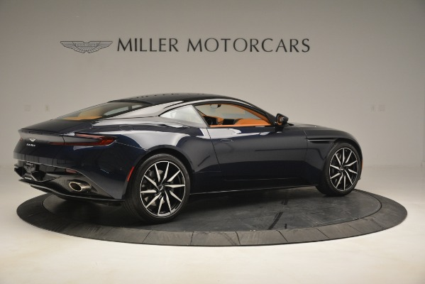 Used 2018 Aston Martin DB11 V12 Coupe for sale Sold at Bentley Greenwich in Greenwich CT 06830 8