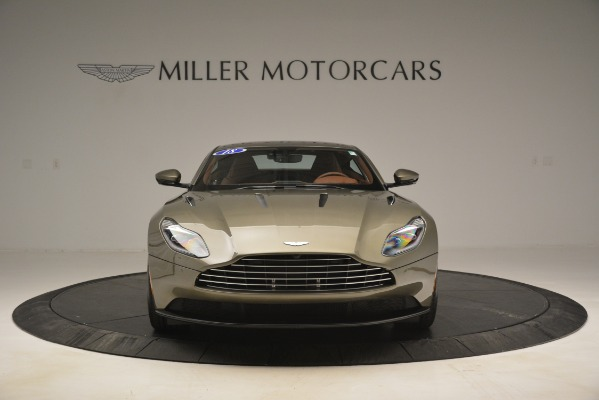 Used 2018 Aston Martin DB11 V12 Coupe for sale Sold at Bentley Greenwich in Greenwich CT 06830 12